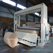 Paper Rewinding Machine For Paper Making Machine