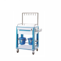 Hospital trolley medical use ABS infusion trolley cart price