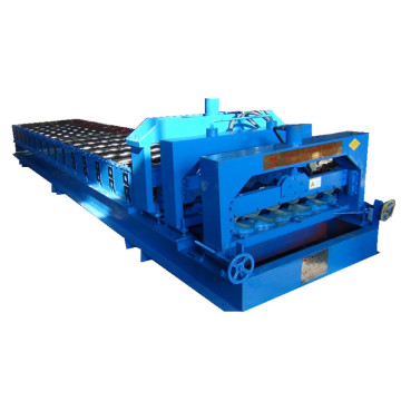Jubin Glazed Roll Sheet Metal Forming Machine