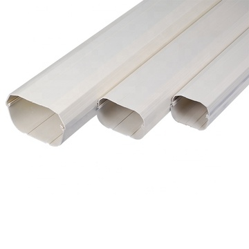 High Quality Wiring Pipe PVC Trunking Plastic Air Conditioner Duct