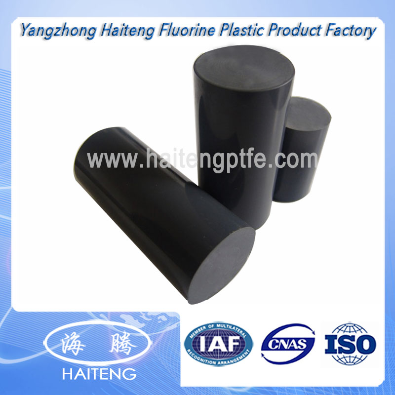 Rod Extruded Plastic Rod PVC Pepejal