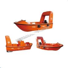21persons Solas F.R.P rescue boat