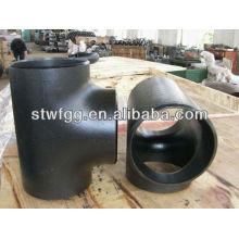 carbon steel pipe equal tee