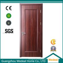 Interior Wood Veneer Door in Various Designs for Security