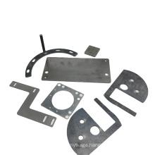 china Custom oem manufacturer  Stamping Metal spare parts customized metal