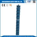Bomba de água de poço profundo vertical QJ