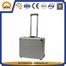 Waterproof Aluminum Luggage Trolley Case Hl-2003