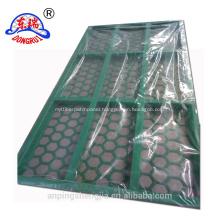kemtron steel frame shaker screen in high quality