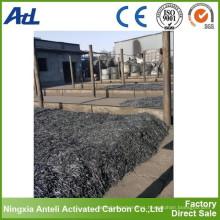 Fabricante de carbón activado impregnado a granel