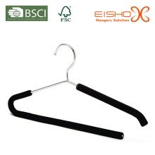 Вешалка металлическая для брюк и пальто (TP815)