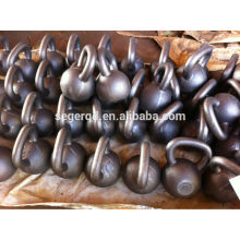 China hierro 64kg kettlebell