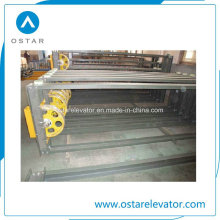 1: 1 and 2: 1 Counterweight Frame, Passenger Elevator Parts (OS45)
