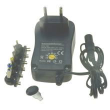Adaptateurs secteur universels 18W Multi Voltage pour électronique
