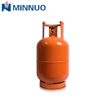 24L, 11 kg, 20LB GPL, propane, cuisson de butane ou bouteille de gaz de camping, réservoir, valve de bouteille pour les Philippines