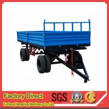 Reboque de fazenda trator pesado agrícola com qualidade de fábrica