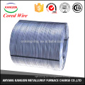 CaSi / alambre de silicona con núcleo de Si55-60