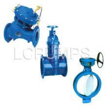 Double-Eccentric Sealing Pump Stop Valves