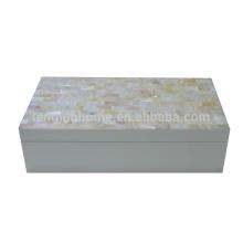 Пресноводный отель отель белый материал ювелирных изделий коробка