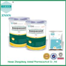 Forme posologique et animaux de compagnie, Bovins, Cheval, Mouton Type d'animal Doxycycline Hyclate Soluble Powder