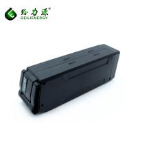 OEM Custom 36v 11ah electric bike lithium battery case 10s4p e-bike battery