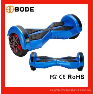 Mini skate eletrônico de 2 rodas com bluetooth