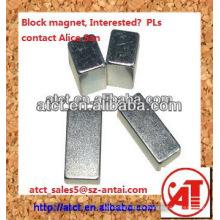 ISO/ts 16949 zertifiziert Neodym Super-Magnet