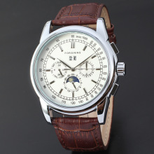 Đồng hồ Casual Wrist Stainless Steel Case Back