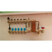 Herstellung eines gelöteten Plattenwärmetauschers 304 / 316L