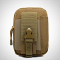 2018 China Hot Sale Product Nylon Multiple Function Practical Tactical Waist Pouch Phone Case Tactical Gadget Bag