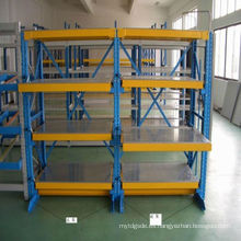 Estante de molde de acero del sistema de almacenamiento de Nanjing Jracking
