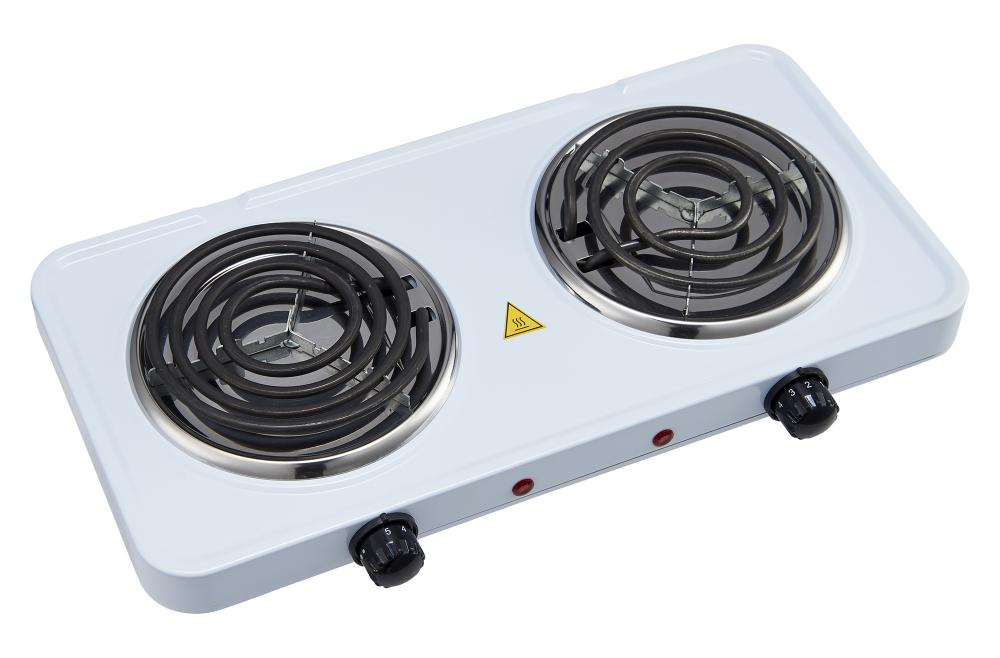 Electrical Twins Coiled Hotplate
