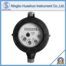 Medidor de água de plástico / Multi Jet Dry Tipo Medidor de água / Medidor de água da classe B