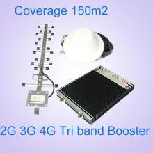 Repetidor de señal de banda tri 850/1900 / 2100MHz GSM repetidor St-Cpw27