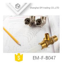 EM-F-B047 Brass manifold pipe fitting