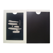 Plastic Custom Size Magnetic Picture Frame Photo Frame