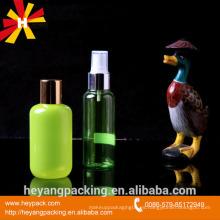 PET botella de plástico de 60ml