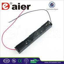 Daier lang 3v Batteriehalter mit Kabel lang 2 aa Batteriehalter