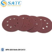 disco abrasivo popular caliente de China con precio bajo, discos para lijar o madera de alto rendimiento