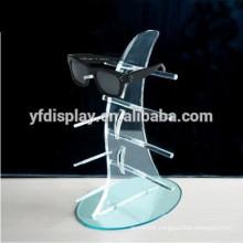 Hot sales 100% Acrylic Glass Display Shelf