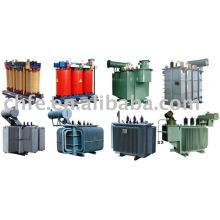 60Hz Medium Voltage ONAF Distribution Transformer