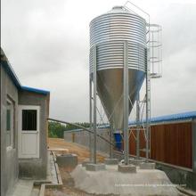 Maison préfabriquée en acier pour la construction de poulets