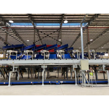 Circle Logistic Sorting Machinery