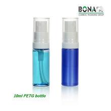 Hochwertige 10ml dicke PETG Flasche mit Ölpumpe