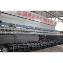 Géogrille composite en plastique haute résistance en acier