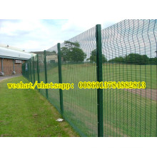 Robust Wire Welded Wire Mesh Fence