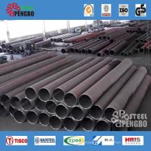 Tubería de acero sin costura de aleación AISI 4140