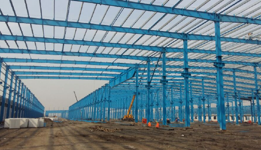 Light Steel Structure Hall