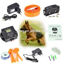 Système de clôture électronique invisible de chien d'animal familier de 5000 mètres carrés pour des chiens Contrôleur électrique de barrière de chien de sécurité d'animal familier de chiens