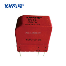 50V-200V Hall effect voltage sensor
