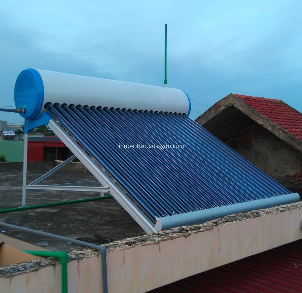 High-efficient Solar Water Heater 300L